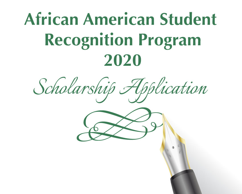 african-american-student-recognition-program-2020-scholarship-application